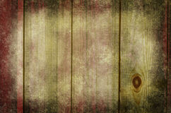 Grungy Christmas Wood Background Royalty Free Stock Photo