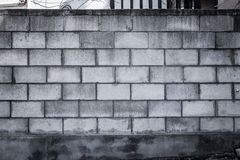 Grungy Cinder Block royalty-vrije stock foto's