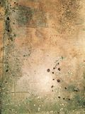 Grungy concrete floor texture Stock Images