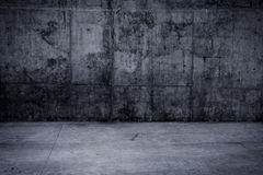 Free Grungy Concrete Wall And Floor As Background Stock Photos - 42341603