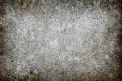 Grungy concrete wall background Royalty Free Stock Images