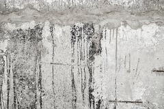 Grungy concrete wall background Stock Image