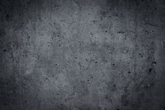 Grungy concrete wall background texture Stock Images
