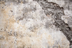 Grungy concrete wall Stock Image
