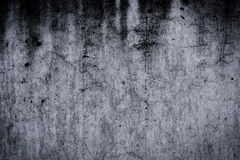 Grungy concrete wall and floor as background Stock Image