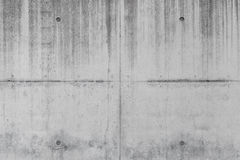 Grungy concrete wall texture Royalty Free Stock Photos