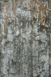 Grungy Cracked cement wall. For backdrop Stock Photos