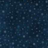 Grungy de winterachtergrond vector illustratie