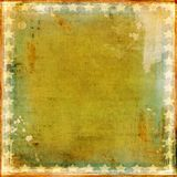 Grungy/distressed backdrop Royalty Free Stock Image