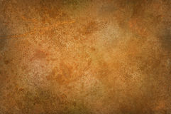 Grungy distressed rusty surface Royalty Free Stock Photos