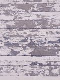 Grungy distressed wooden flooring texture with white paint Stock Photos
