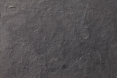 Grungy Donkere Concrete Textuurmuur Royalty-vrije Stock Afbeelding