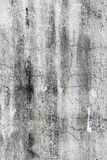 Grungy Donkere Concrete Textuurmuur Stock Foto