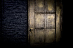 Free Grungy Door Stock Photos - 20870123