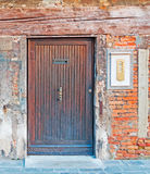 Grungy door Royalty Free Stock Photography