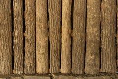 Grungy drewniane tekstury Zdjęcia Stock