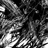 Grungy, edgy texture with random elements - Abstract illustratio Royalty Free Stock Image