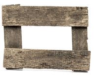 Grungy Empty Frame. Stock Images