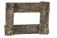 Grungy empty frame Royalty Free Stock Photos