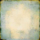 Grungy/faded painted backdrop Royalty Free Stock Image