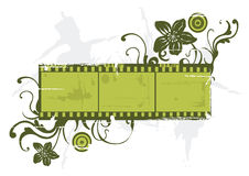 Grungy film Royalty Free Stock Images