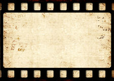 Free Grungy Film Stock Image - 8595021