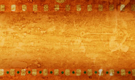 Grungy Film Strip Royalty Free Stock Images