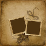 Grungy frame Royalty Free Stock Images