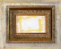 Grungy frame Stock Photos