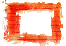 Grungy frame Stock Image