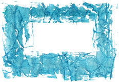 Grungy frame Royalty Free Stock Image
