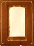 Grungy frame met ruimte voor tekst of beeld Royalty-vrije Stock Foto's