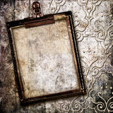 Grungy framed abstraction Royalty Free Stock Photos
