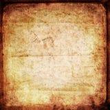 grungy gammalt papper royaltyfri illustrationer