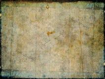 Grungy, gekraste achtergrond Stock Fotografie