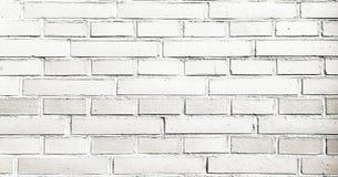 Grungy gemalte Backsteinmauerbeschaffenheit als Hintergrund Gebrochener konkreter Weinlesebacksteinmauerhintergrund, alte gemalte Lizenzfreie Stockfotografie