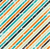 Grungy geometrische illustratie als achtergrond Stock Foto's