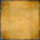 Grungy golden textured backdrop stock images