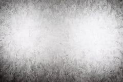 Grungy grå bakgrund av den dekorativa stuckaturen Royaltyfri Foto