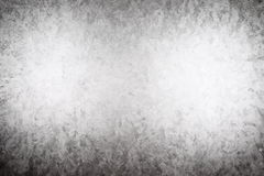 Grungy gray background of decorative stucco Royalty Free Stock Photo