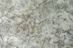 Grungy gray background of natural cement or stone old texture Royalty Free Stock Photos