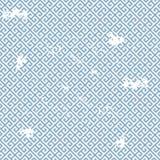 Grungy greek pattern Stock Photo