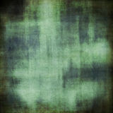 Grungy green background Stock Images