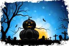 Grungy Halloween Background Royalty Free Stock Photo