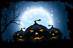 Grungy Halloween Background Royalty Free Stock Image
