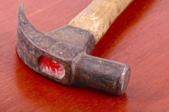 Grungy Hammer Stock Photos