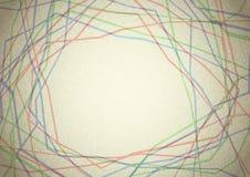 Grungy Hintergrund der bunten Weinlese vektor abbildung