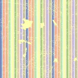 Grungy Hintergrund der Streifen (Vektor) stock abbildung