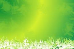 Grungy Hintergrund Str.-Patrick Lizenzfreie Stockbilder