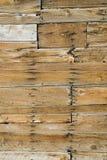 Grungy houten textuur Royalty-vrije Stock Foto's